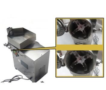 DX small stainless steel medicine grinder machine