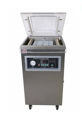 DZ-400 single-chamber food vacuum packing machine