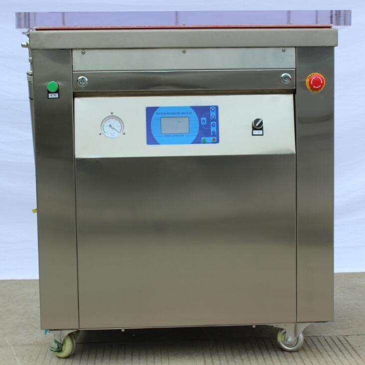 DZ-650KH Rice double-sided plastic vacuum packaging machine