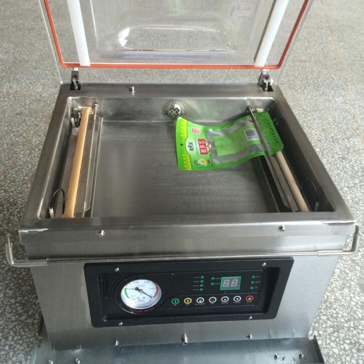 DZ260 Small Desktop vacuum packaging machine