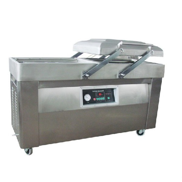 LY-500 / 2SD double chamber stretch vacuum packaging machine