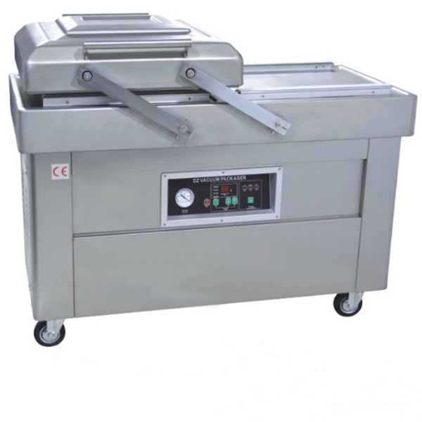 LY600/2SD double chamber vacuum packing machine