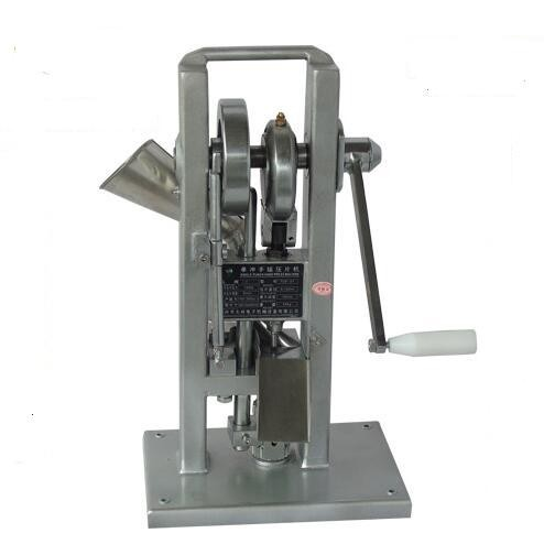 TDP-0T small single punch hand pill making machine