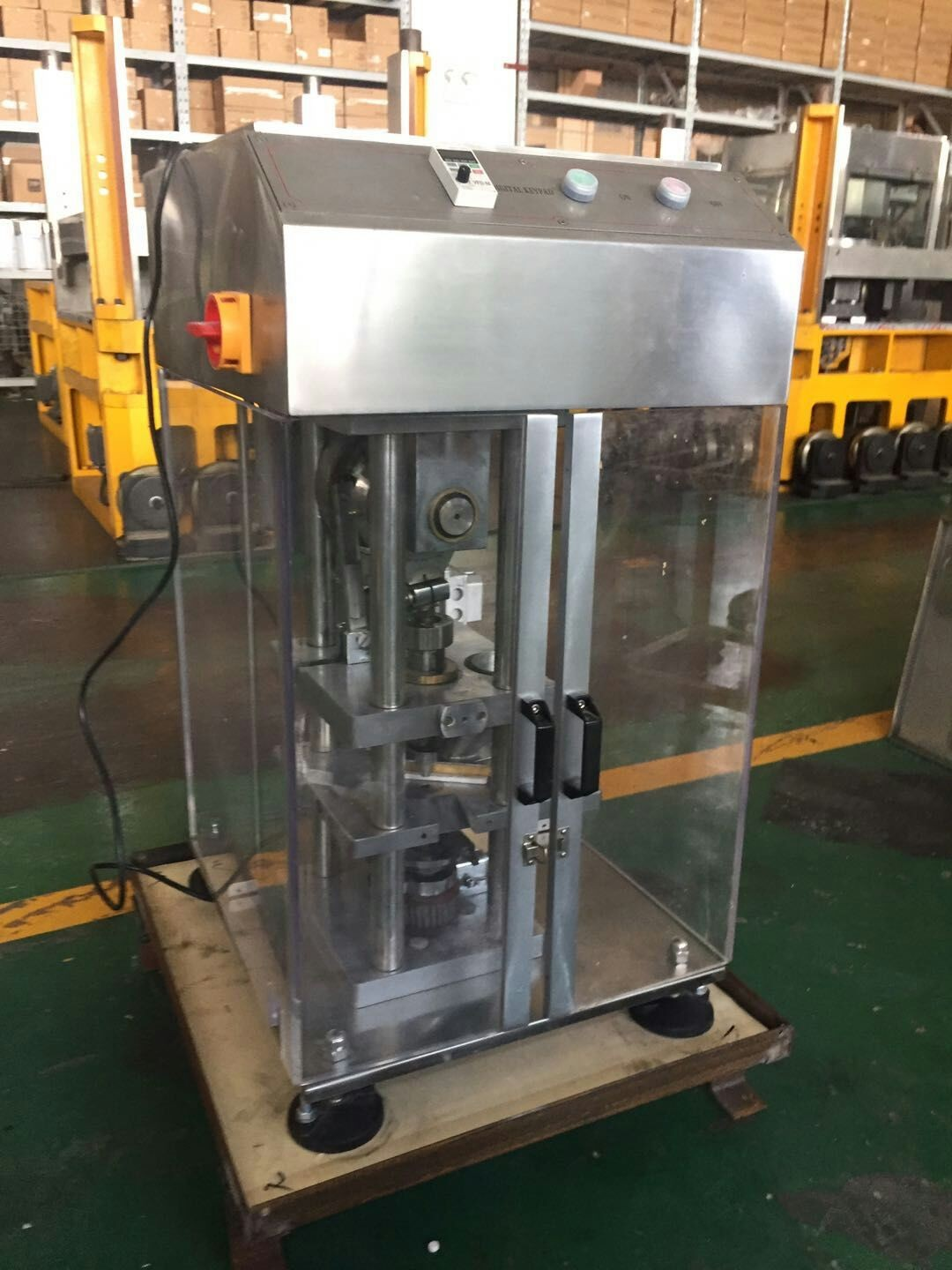 DP50 Single punch pill making machine tablet press